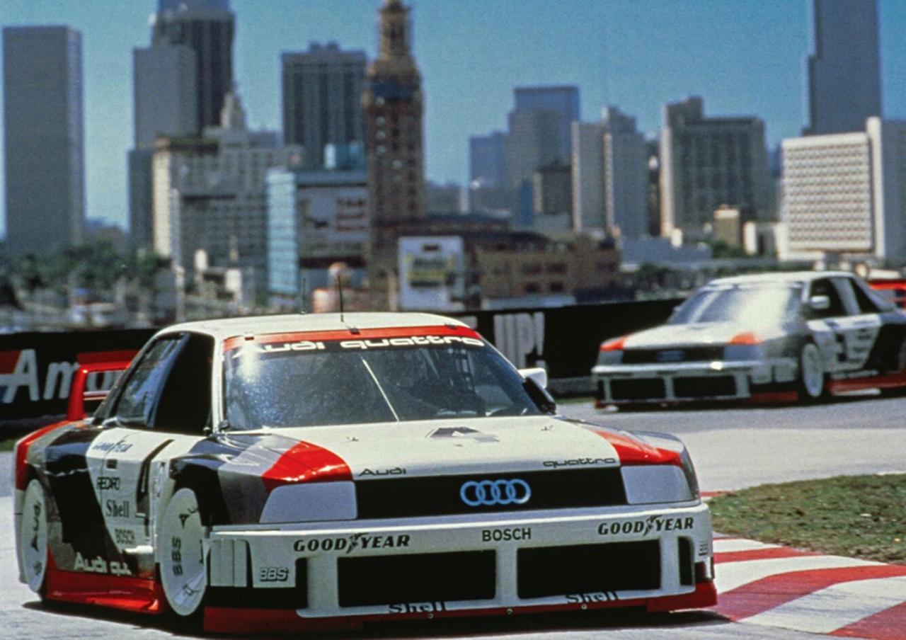 Engine Sound : Mamies Audi à l'honneur ! 41