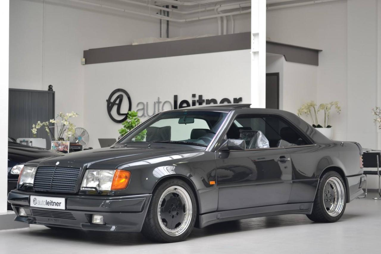 Mercedes 300CE 6.0 AMG Hammer... On va meubler ! 16