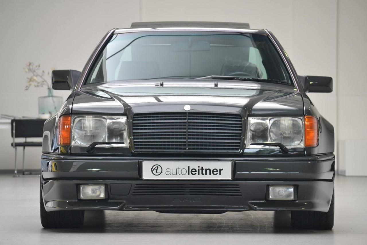 Mercedes 300CE 6.0 AMG Hammer... On va meubler ! 14