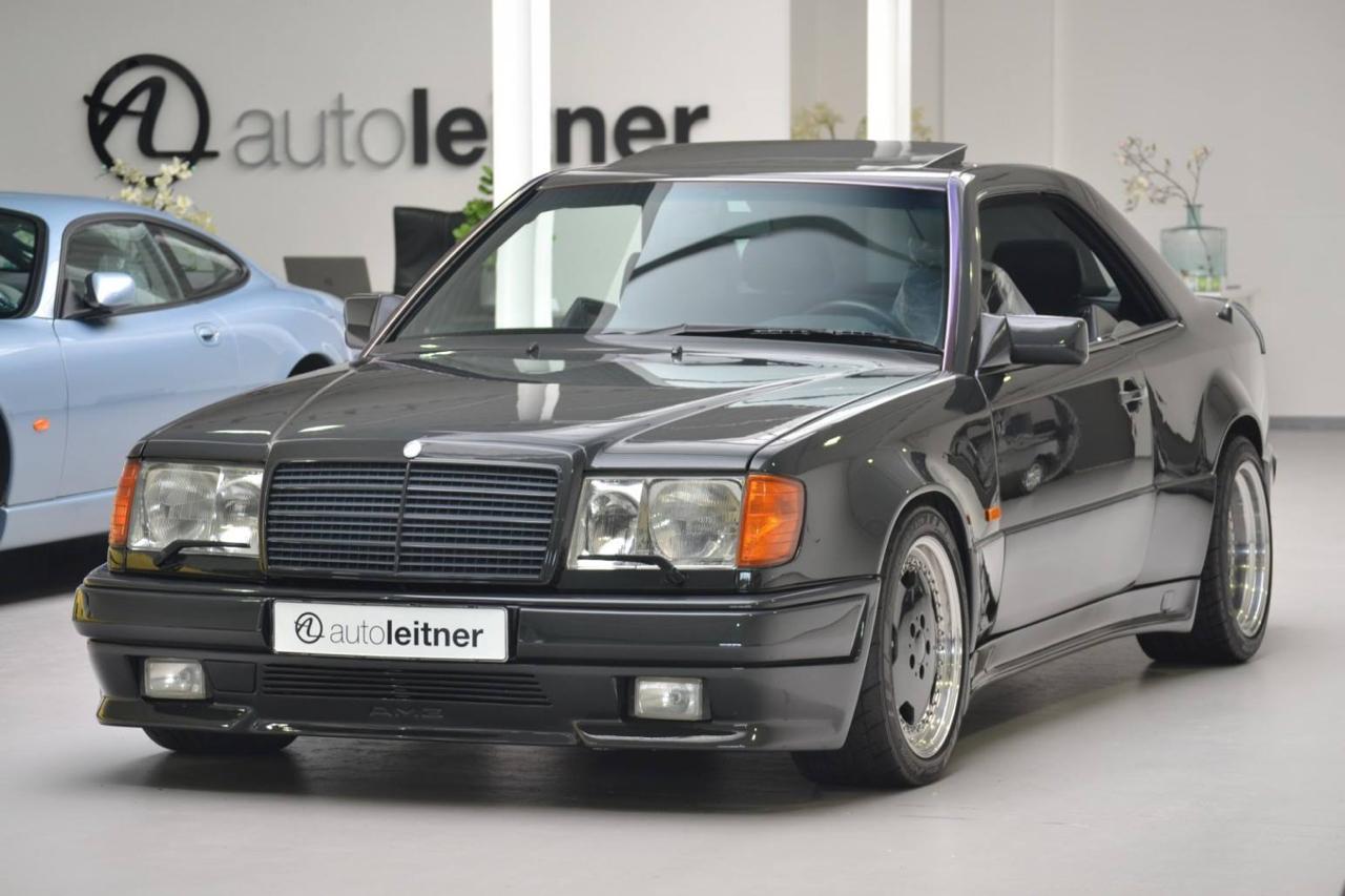 Mercedes 300CE 6.0 AMG Hammer... On va meubler ! 12