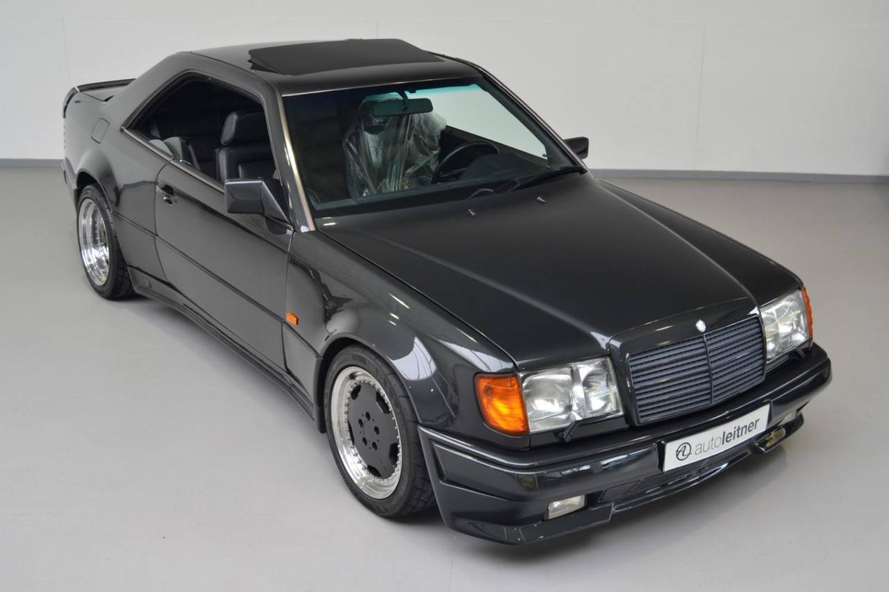 Mercedes 300CE 6.0 AMG Hammer... On va meubler ! 11