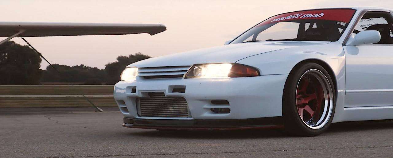 Rocket Bunny Skyline GTR R32... Godzilla a poussé de la fonte ! 7
