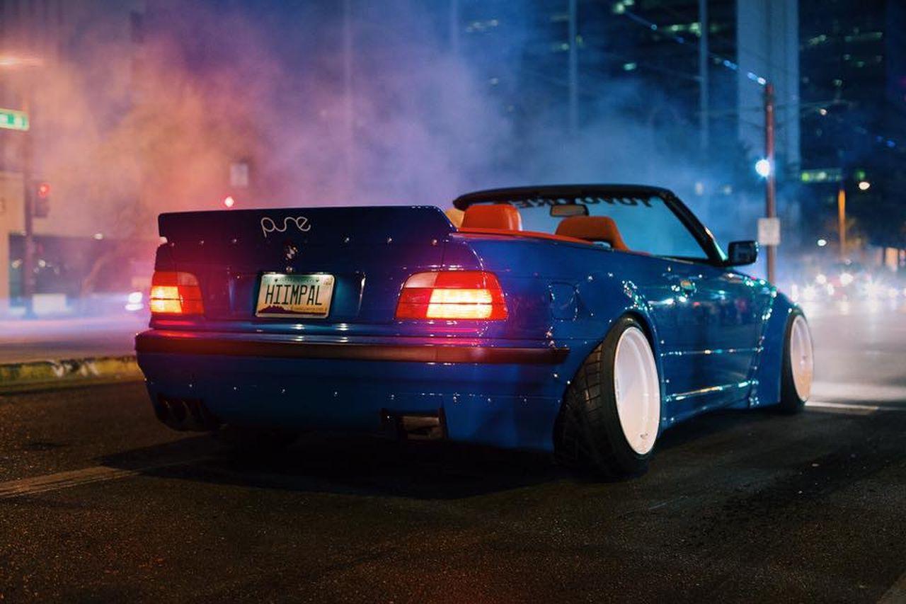 Rocket Bunny BMW E36... Quand la Bavière mange des Sushis ! 1