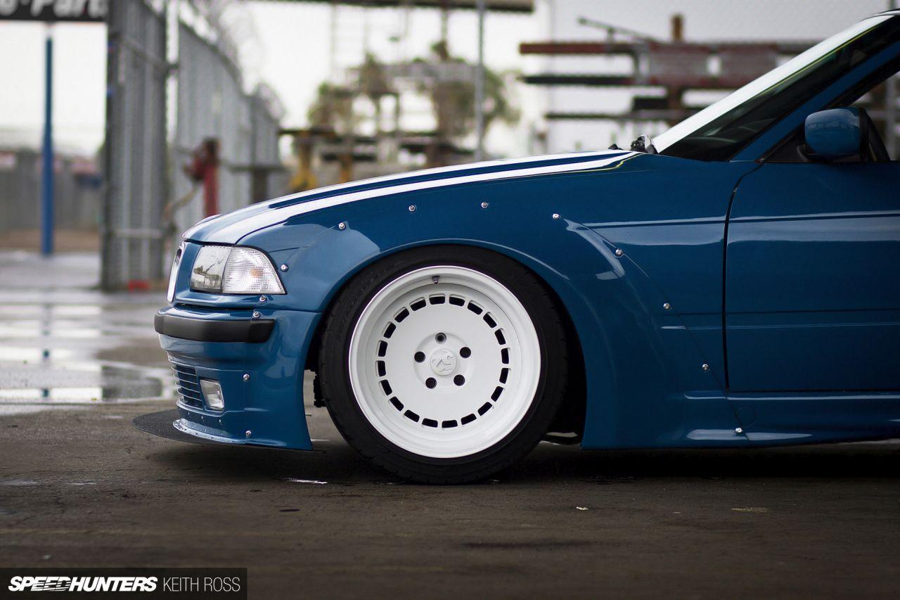 Rocket Bunny BMW E36... Quand la Bavière mange des Sushis ! 4