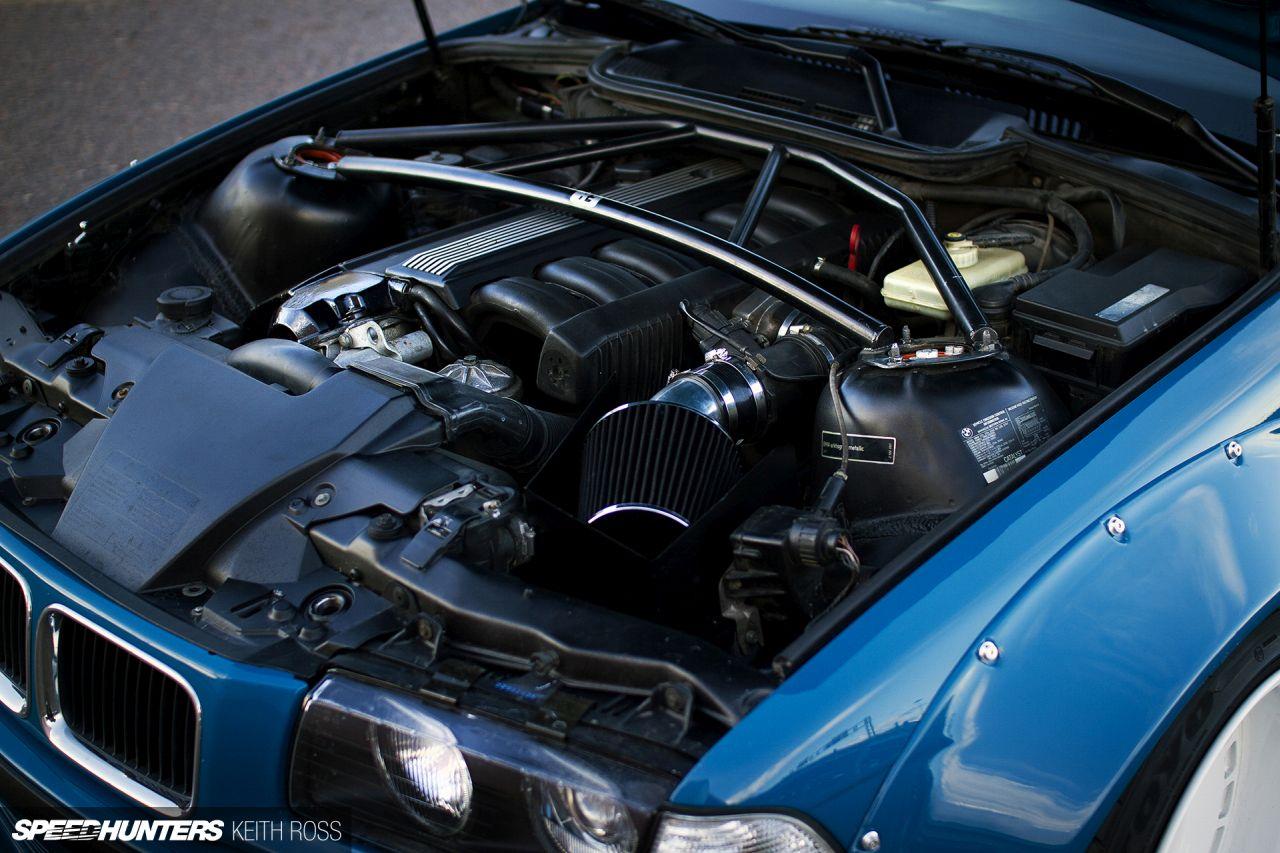 Rocket Bunny BMW E36... Quand la Bavière mange des Sushis ! 6