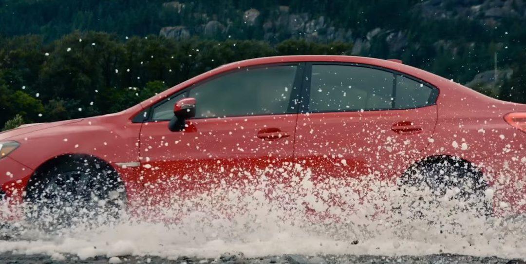 Subaru Impreza WRX : 0 à 100 sauce Satan !