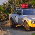Un GTV en mode Off-Road !