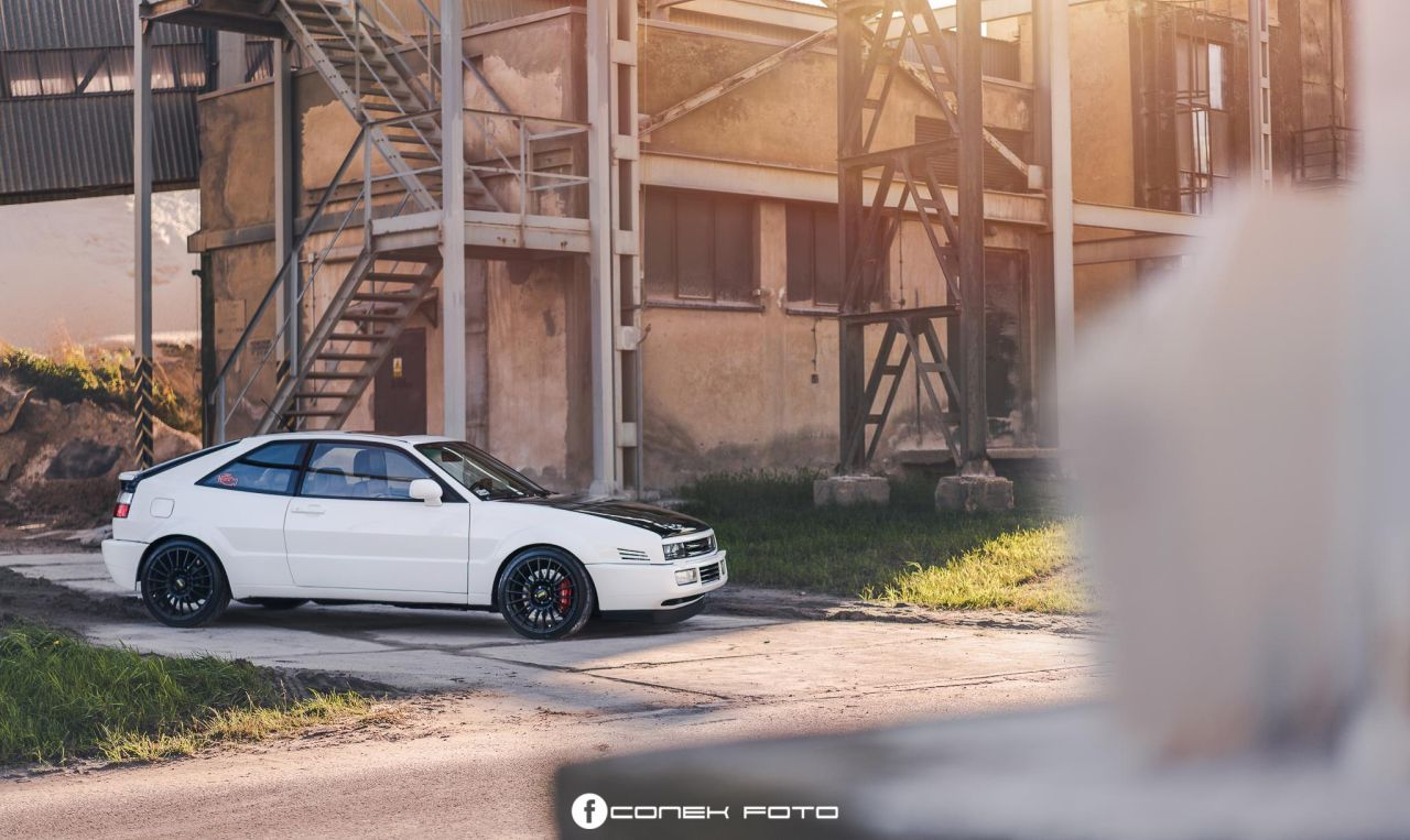 VW Corrado - Swap à l'envers ! 8