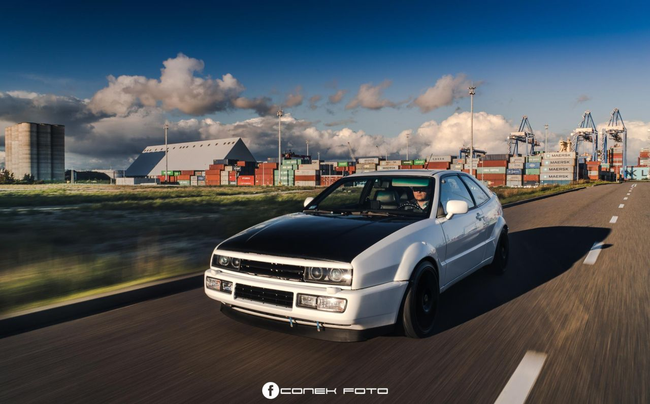 VW Corrado - Swap à l'envers ! 1