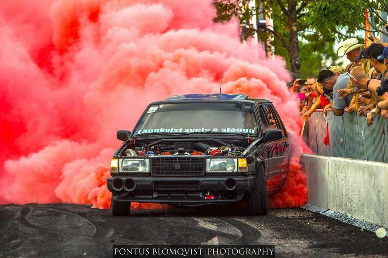 Volvo 740... Un V12 sinon rien ! 6