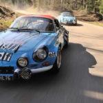 Alpine A110 Gr.4 - Passé... Présent !