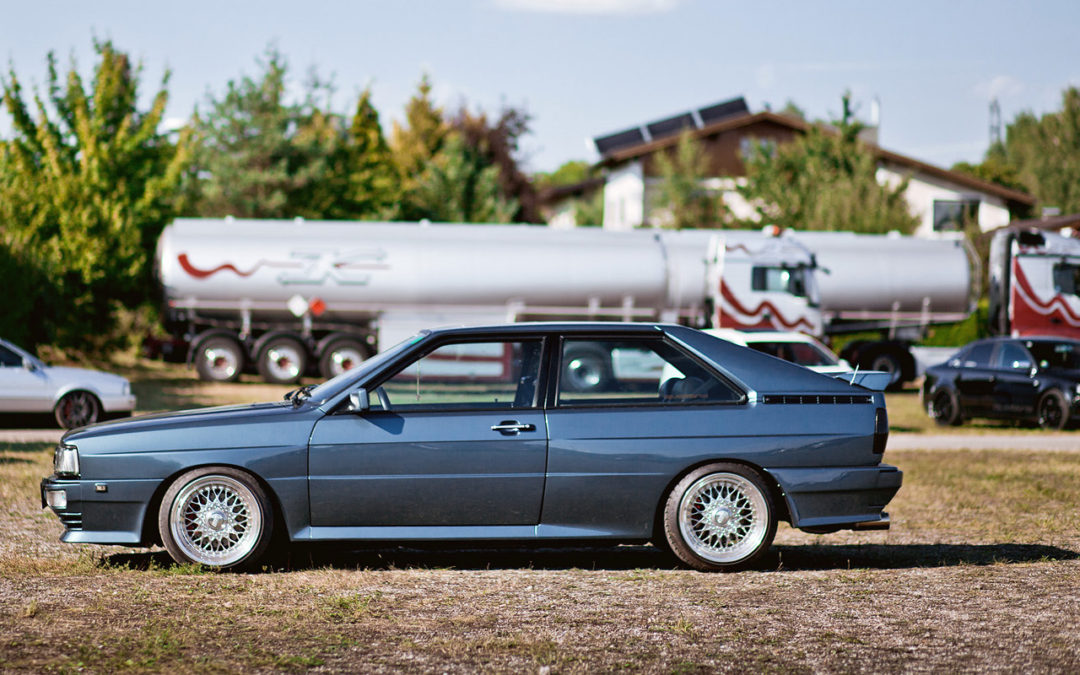 Audi Ur Quattro – 20v turbo by MTM !