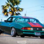 '78 Camaro – En mode Lowrider