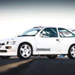 La dernière arrivée dans le garage de Ken Block : Une Ford Escort RS Cosworth