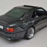 Mercedes 300CE 6.0 AMG Hammer... On va meubler !