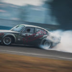 Opel Kadett GTE... Turbo ! La Salsa du démon.