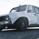 4L V6 – Une Renault au Gumball ?!
