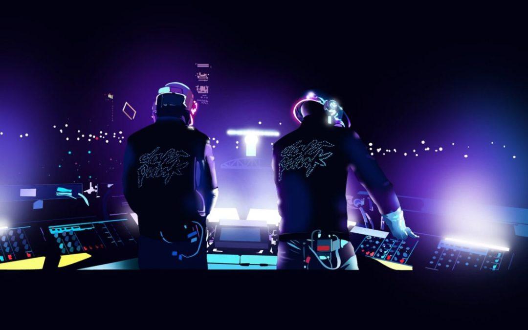 "A fond : Daft Punk – ""Harder Better Faster Stronger"" en live…"