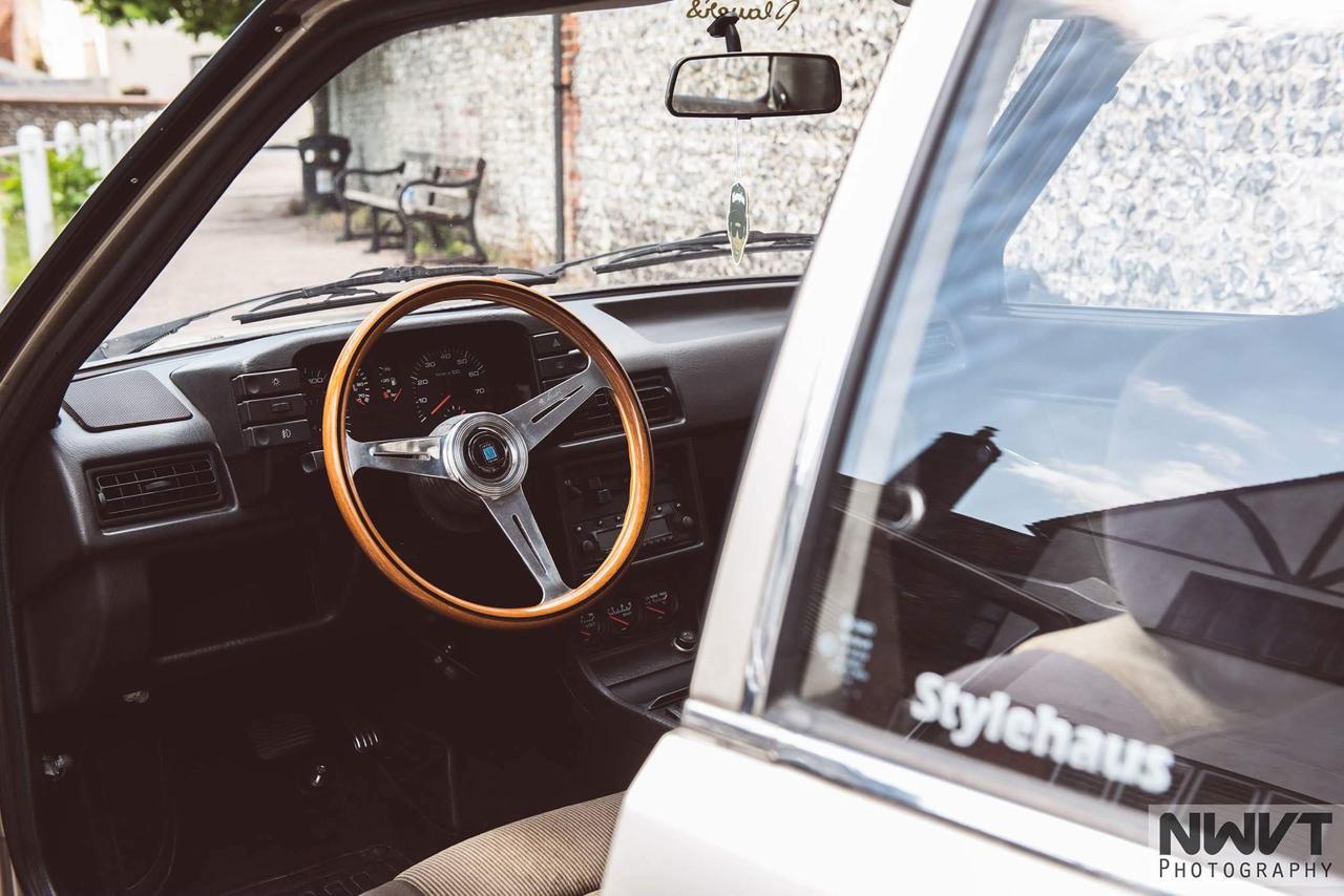 Audi 80 B2... coupé, V6, airride et BBS ! 3