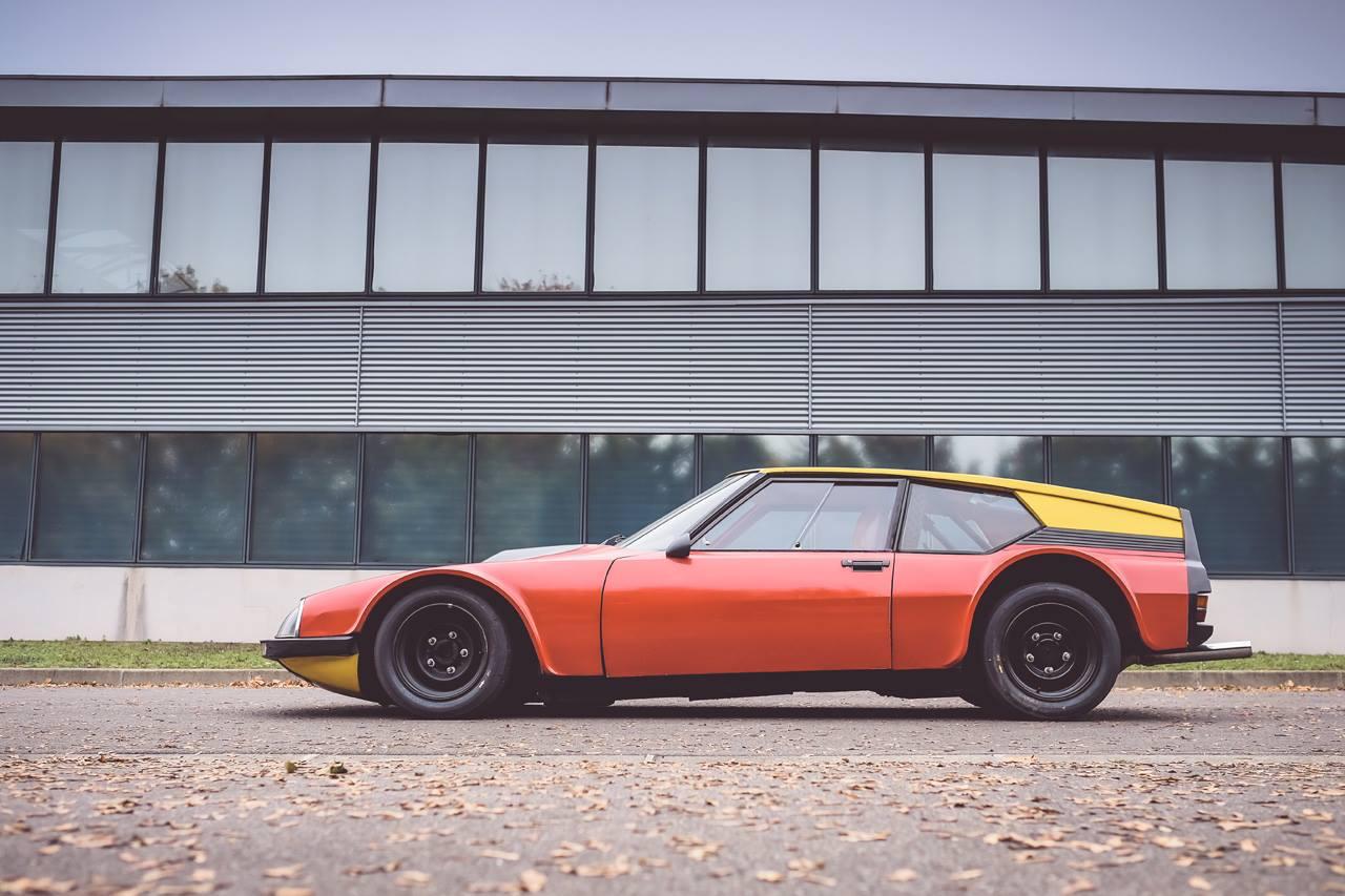 Citroen SM Michelin : La Super SM ! 11