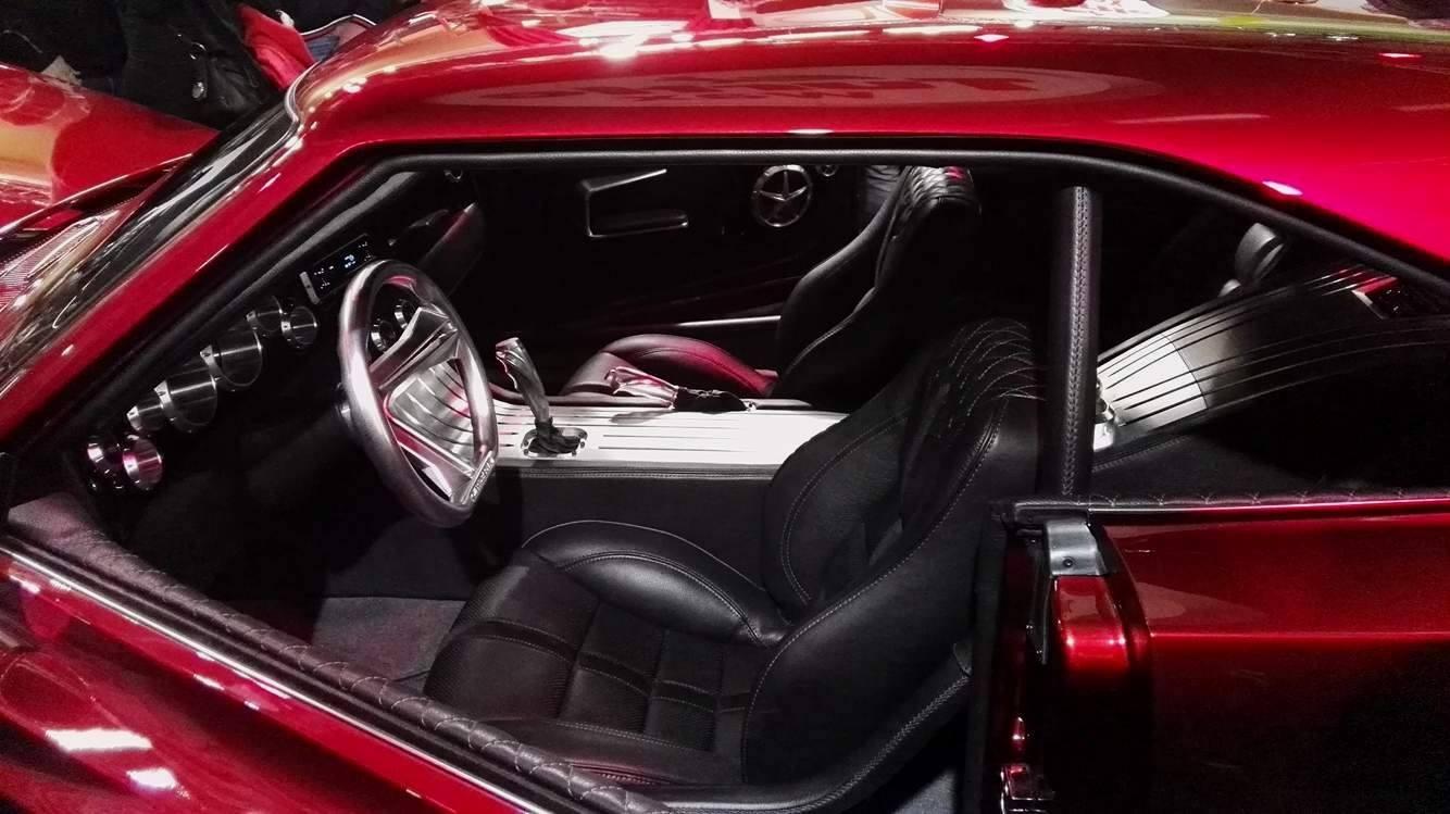 68' Dodge Charger RTR - Donkstanstomod ! 4