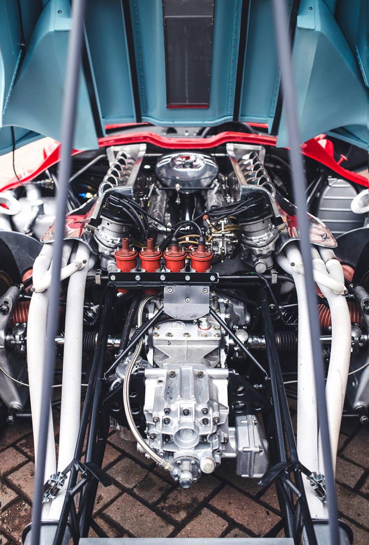 Ferrari 330 P4 - Un top model dans la course ! 6