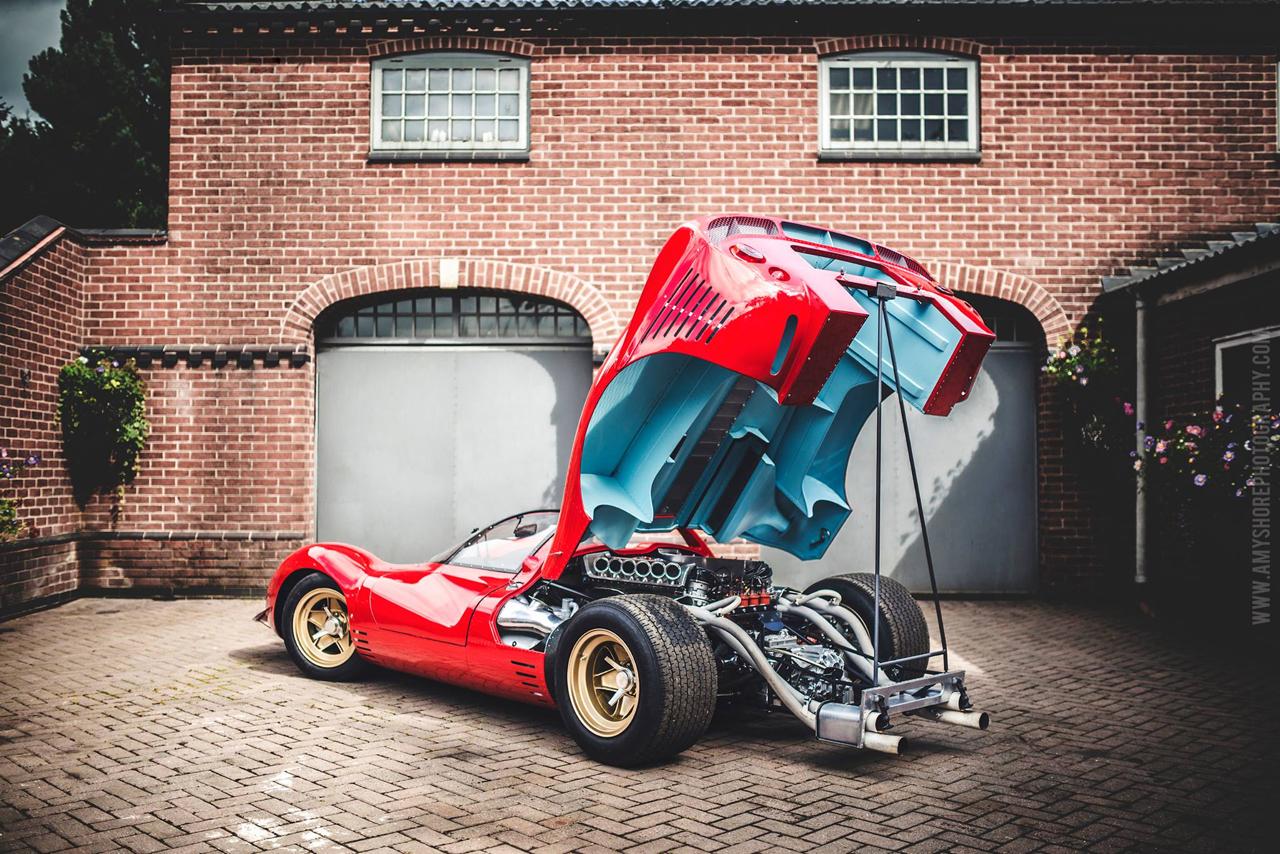 Ferrari 330 P4 - Un top model dans la course ! 9