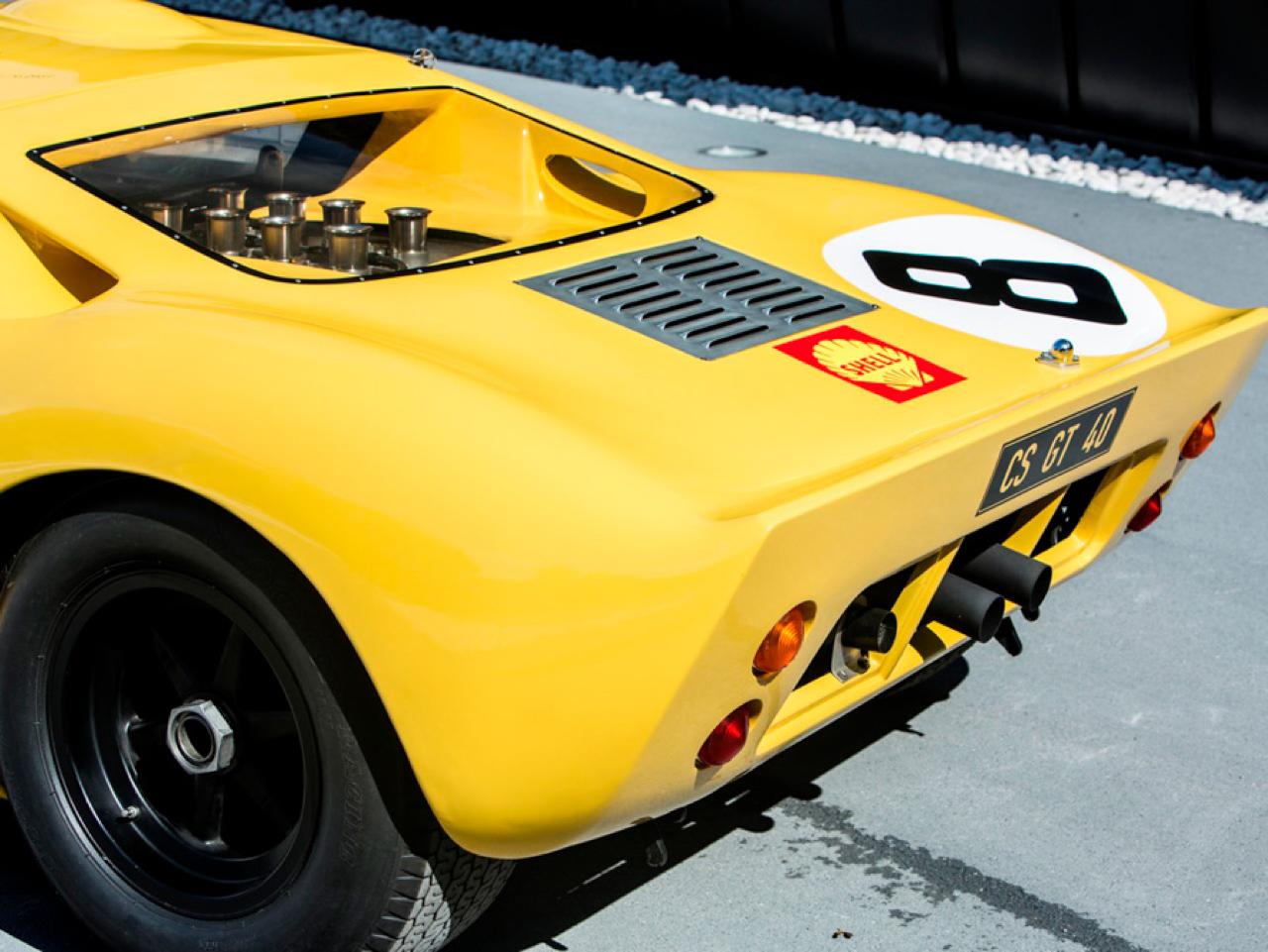 '68 Ford GT40 - Racing queen... 17