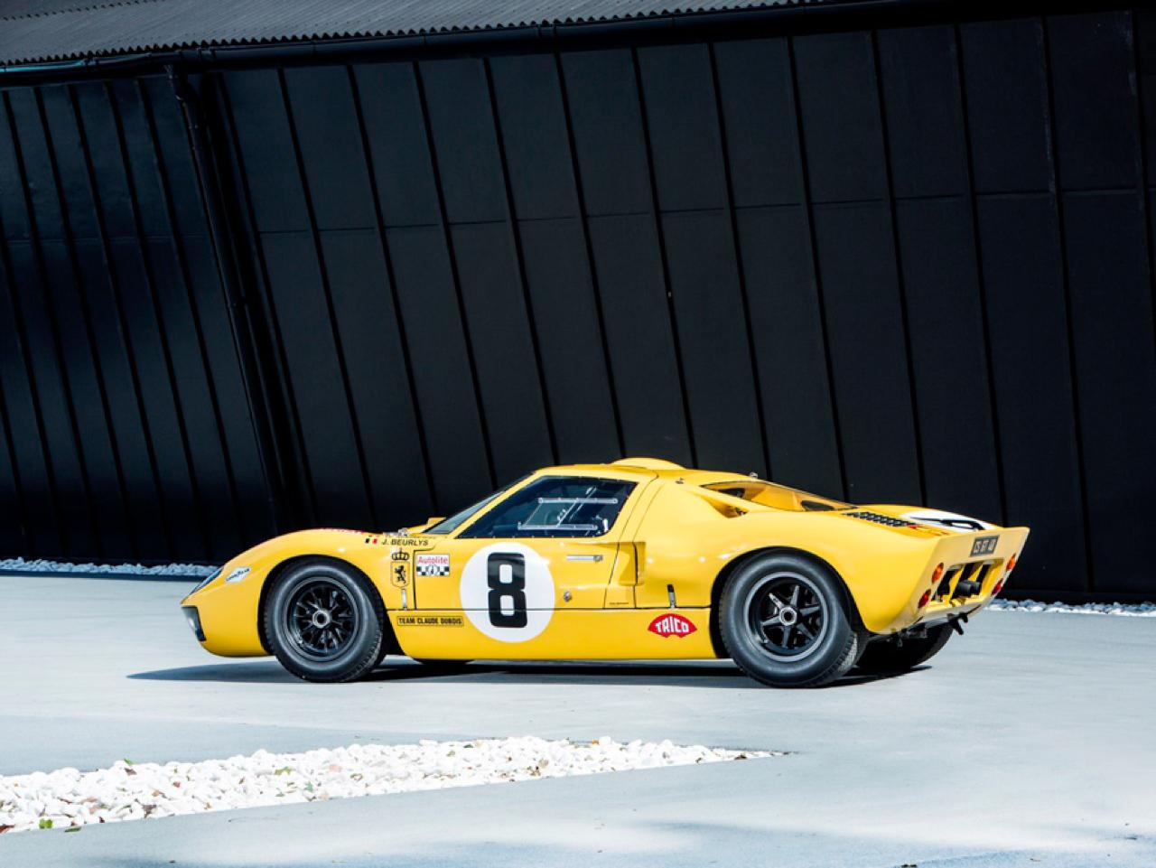 '68 Ford GT40 - Racing queen... 8