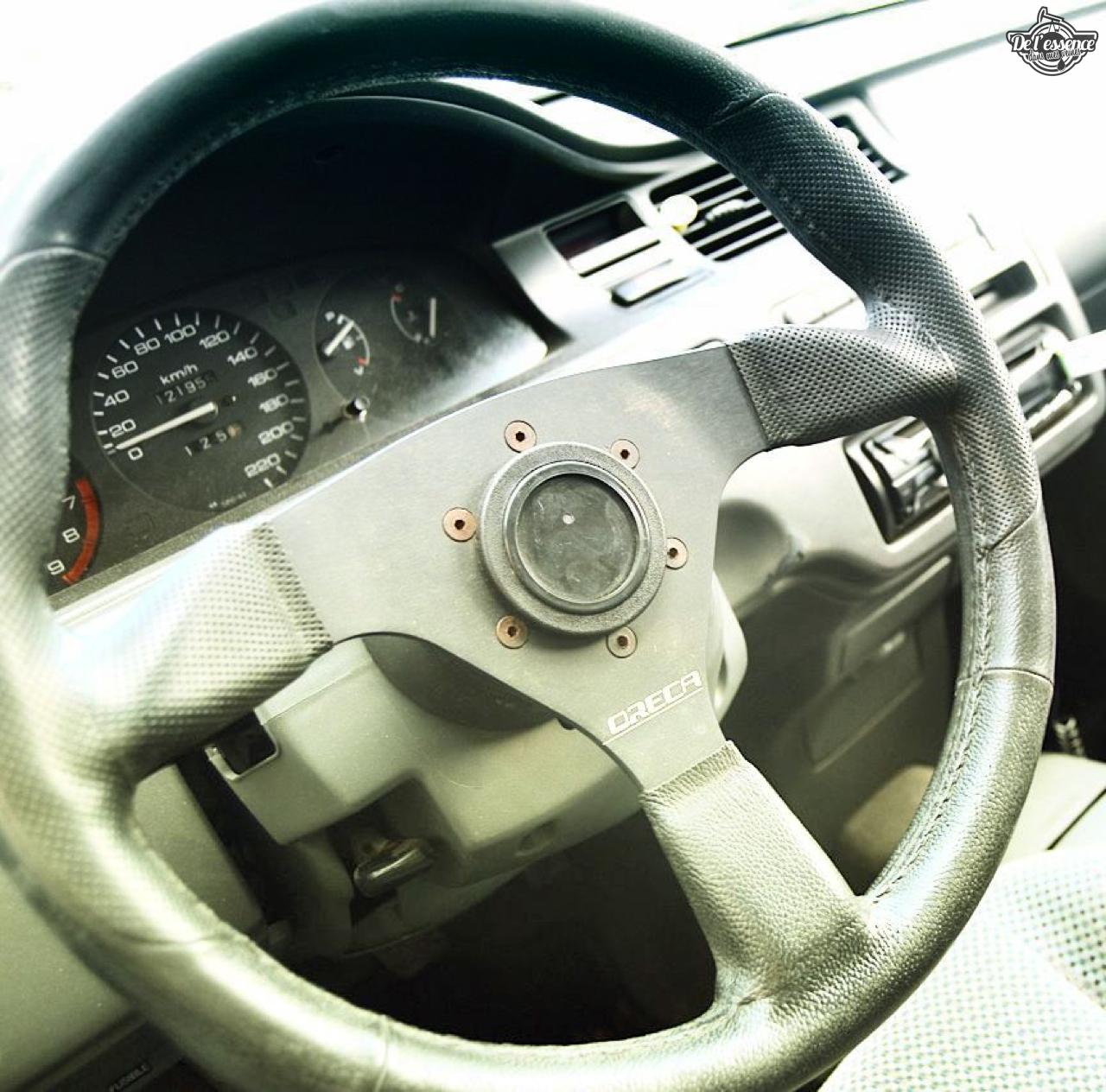 Julie's Honda Civic : Skittles 6