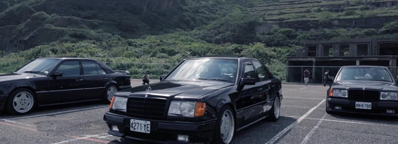 Merco W124 Gang - Taïwan Autobahn ! 3