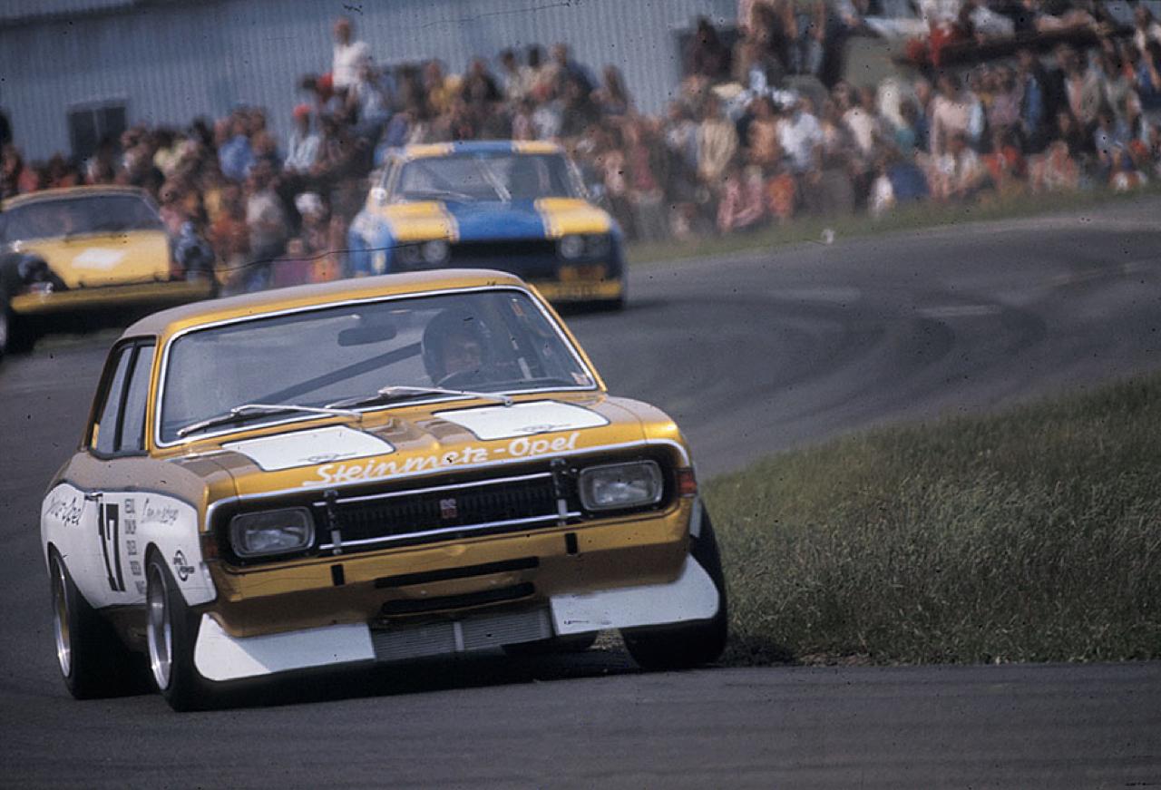 Opel Commodore Steinmetz... 20 ans avant ! 1