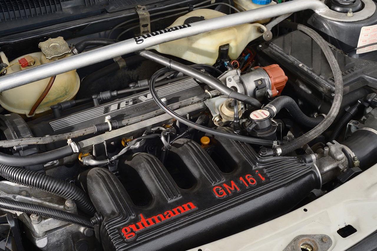 Peugeot 205 GTi Gutmann - Sportive à la carte pour collector certifié ! 8