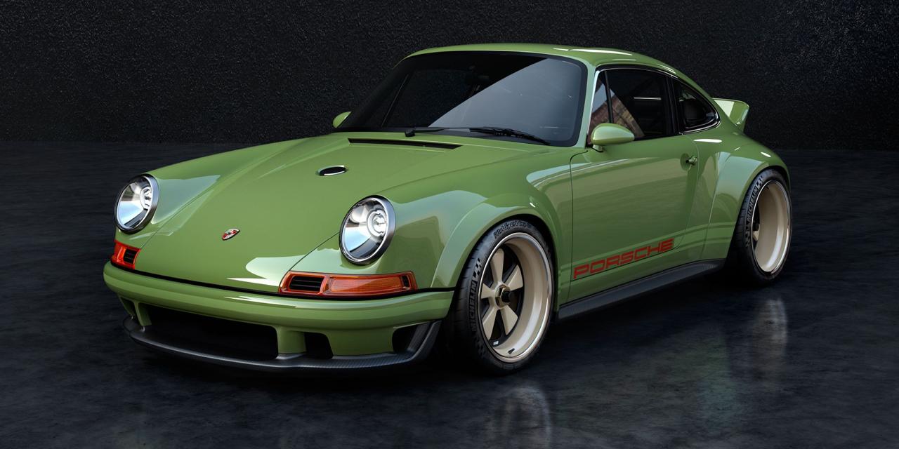 Singer dehors, Williams dedans ! La Porsche 911 en mode tuerie ! 1