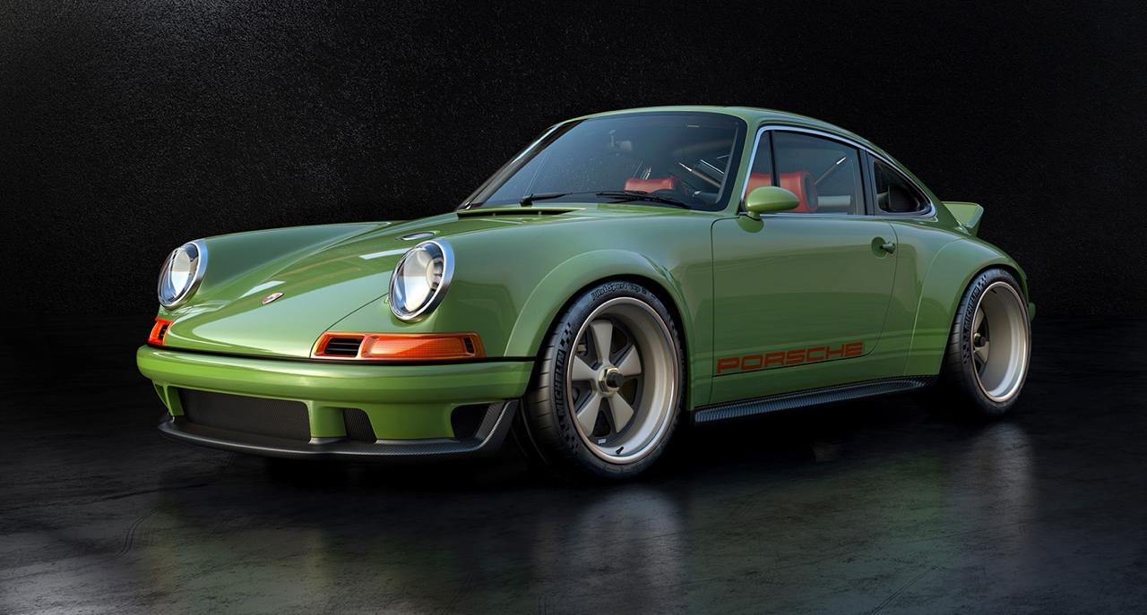 Singer dehors, Williams dedans ! La Porsche 911 en mode tuerie ! 10