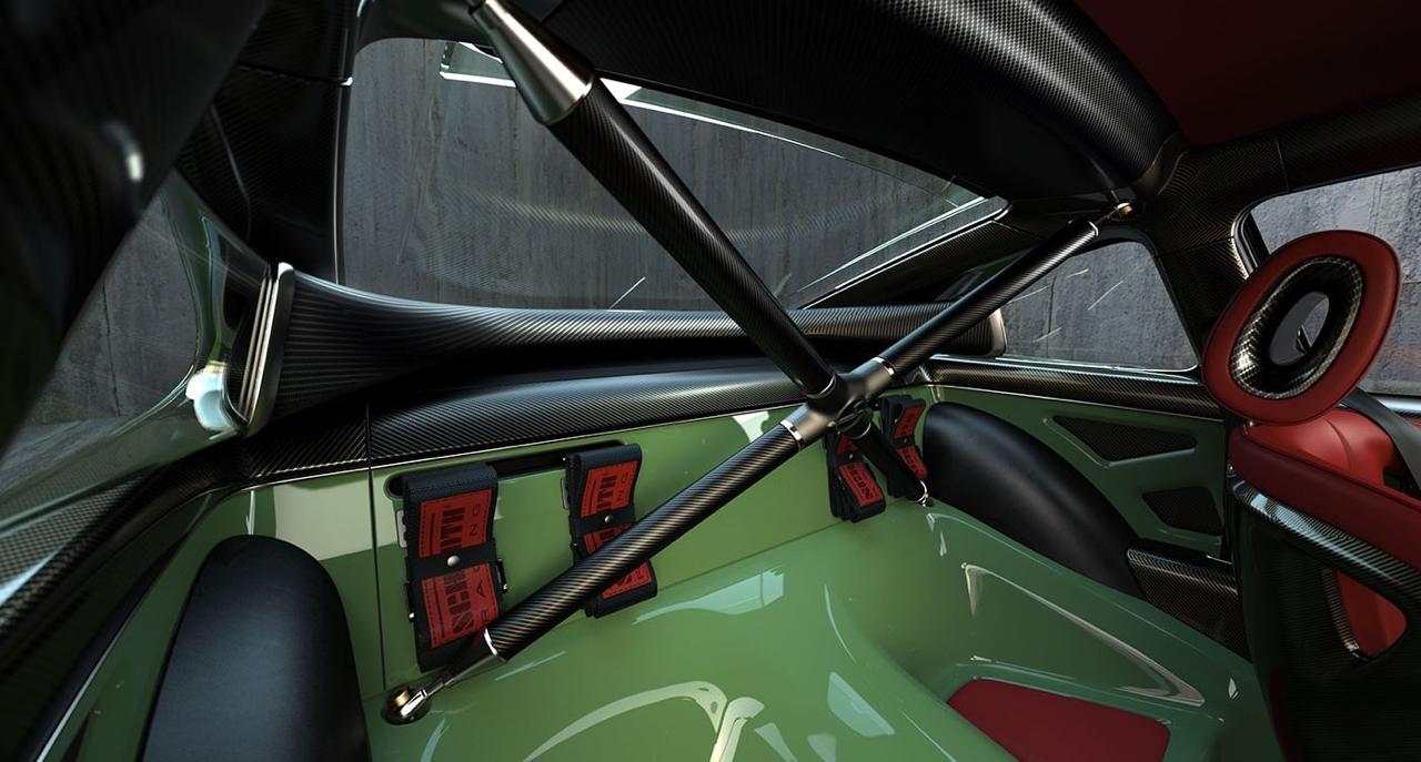 Singer dehors, Williams dedans ! La Porsche 911 en mode tuerie ! 11