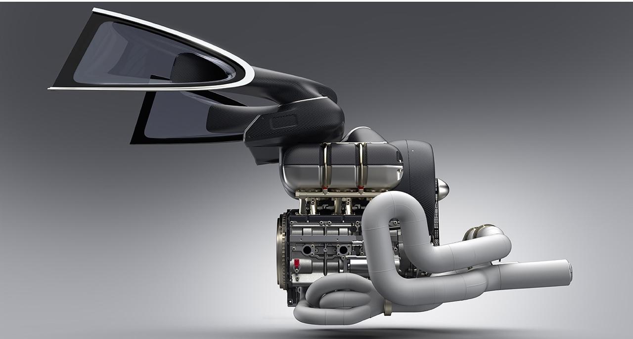 Singer dehors, Williams dedans ! La Porsche 911 en mode tuerie ! 9
