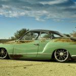Steph's Karmann Ghia… Pour surfeurs pressés !