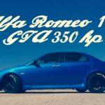 Alfa 156 GTAm – Je suis énervé !
