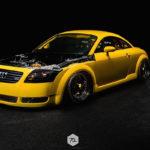Audi TT 1.8T : Banana Pancake !