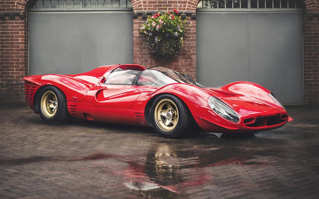 Ferrari 330 P4 – Un top model dans la course !