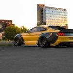 Ford Mustang Clinched - Un nom à retenir...
