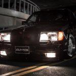 Merco W124 Gang - Taïwan Autobahn !