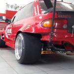 Hillclimb Monster : Mitsubishi Lancer Evo III - Nom de Zeus !