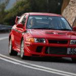 Mitsubishi Lancer Evo 6 Tommi Makinen Edition : ADN de championne