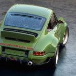 Singer dehors, Williams dedans ! La Porsche 911 en mode tuerie !