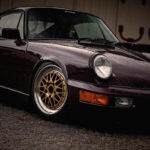 '91 Porsche 964 Carrera 2... Amethys rétine destruction !