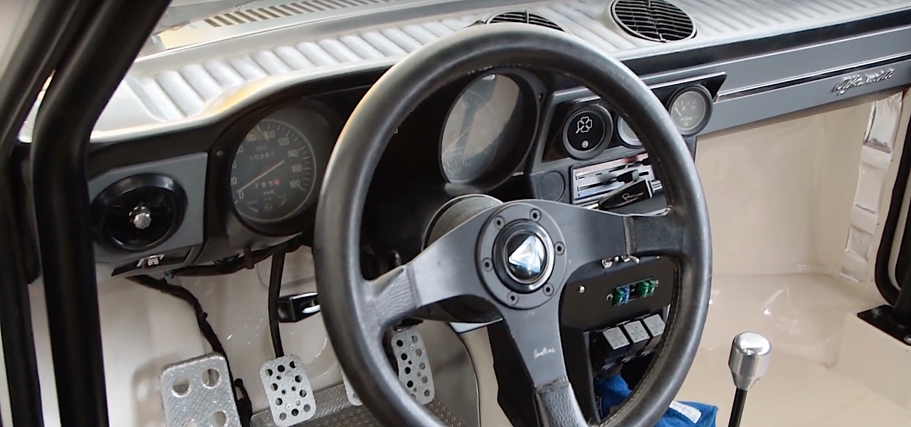 Hillclimb Monster : Alfa Romeo Alfasud Ti Trofeo - Le chant du trèfle ! 11