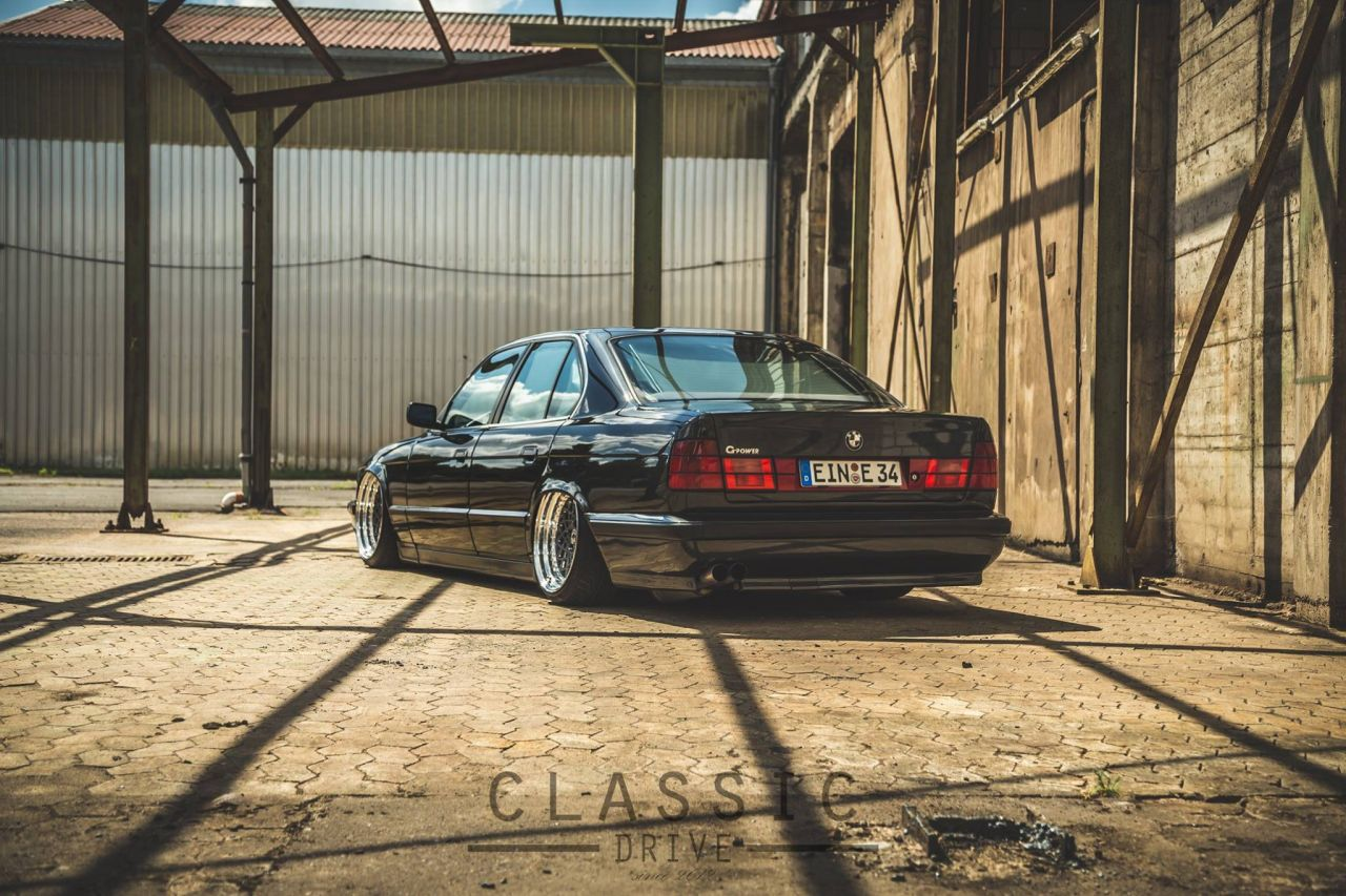 BMW 525i E34 - Tout simplement ! 1