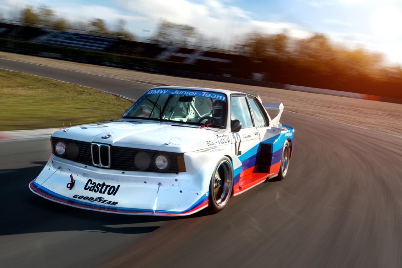 Engine sound : '78 BMW 320i Gr5 - Avant la M3 ! 11